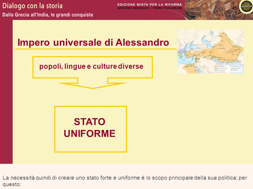 Impero universale di Alessandro