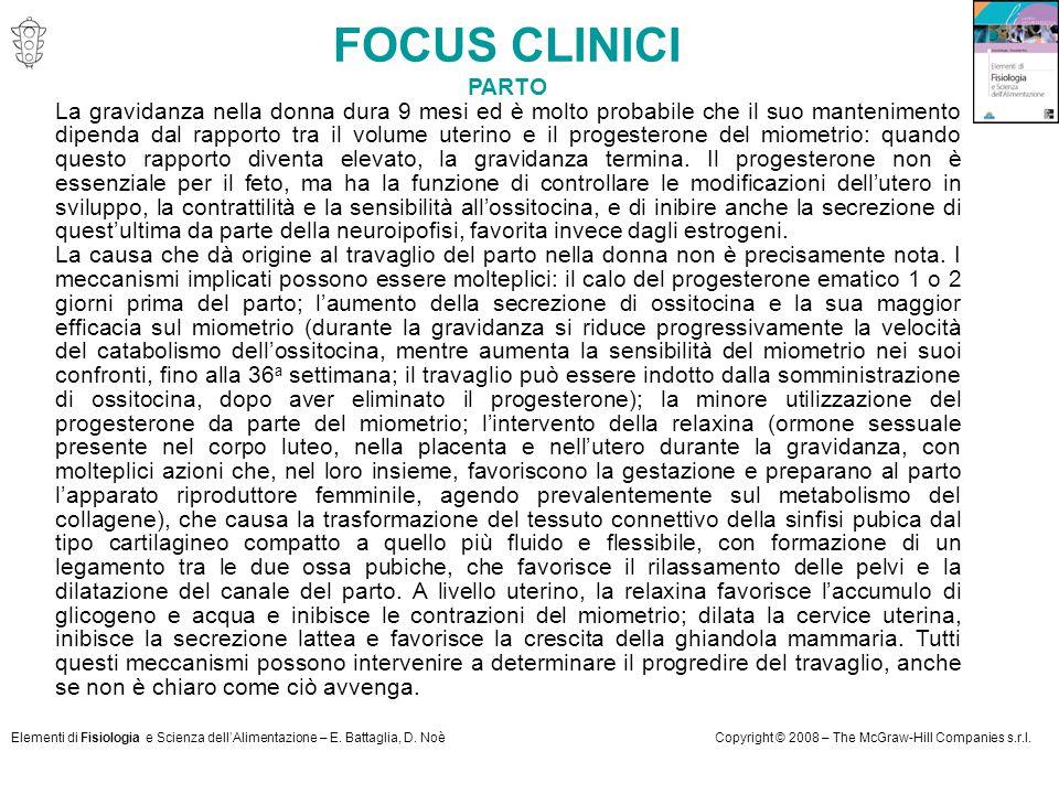 FOCUS CLINICI