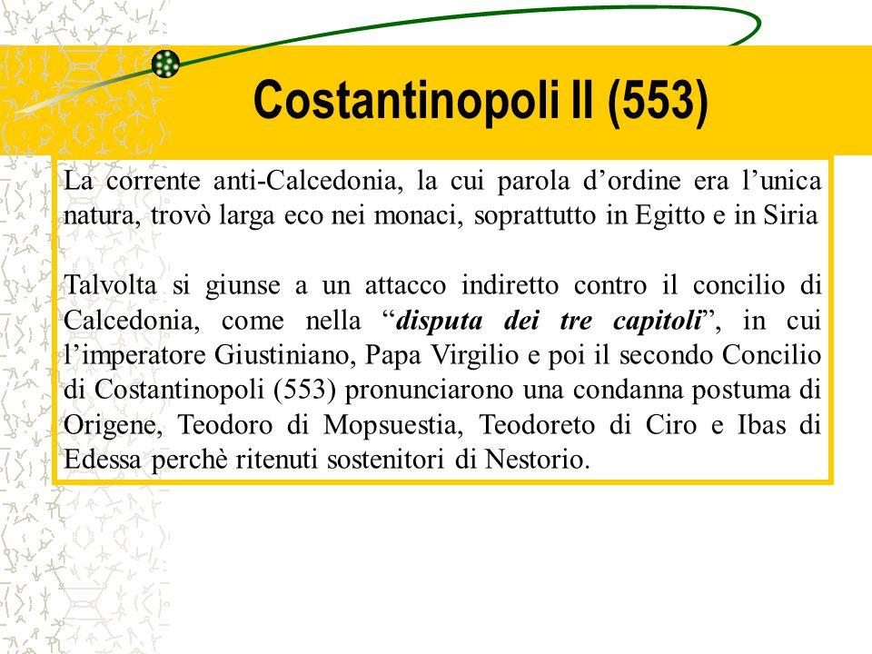 Costantinopoli II (553)