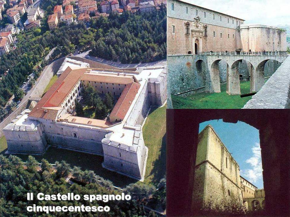 Il Castello spagnolo cinquecentesco