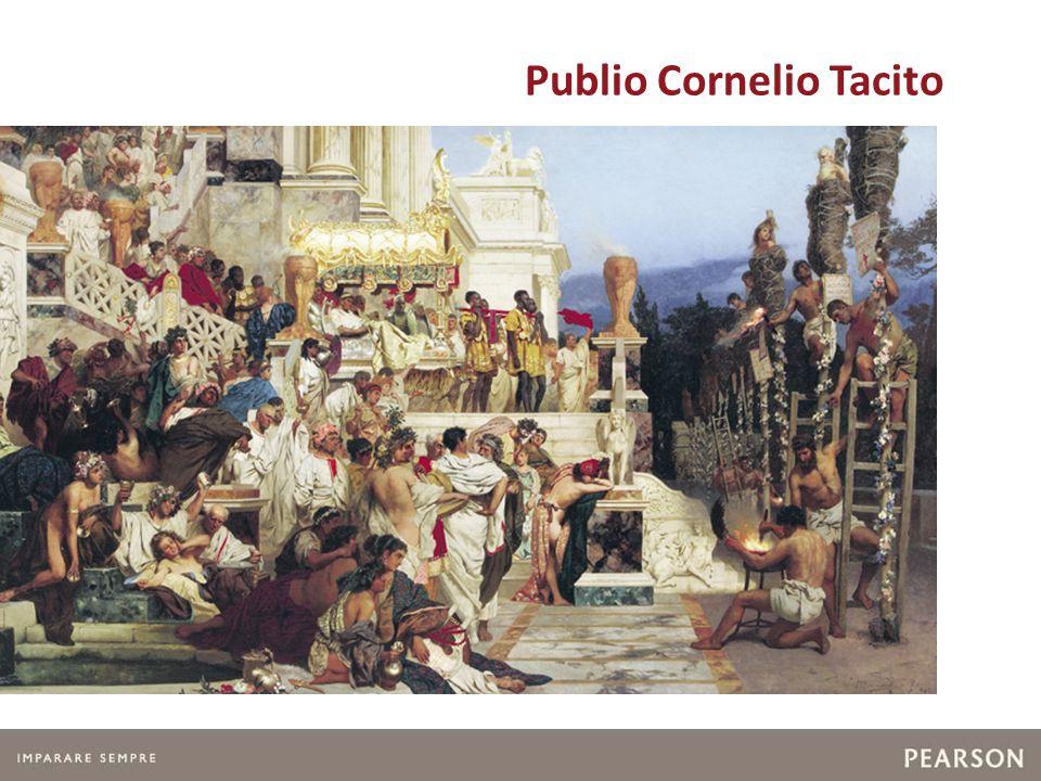 Publio Cornelio Tacito