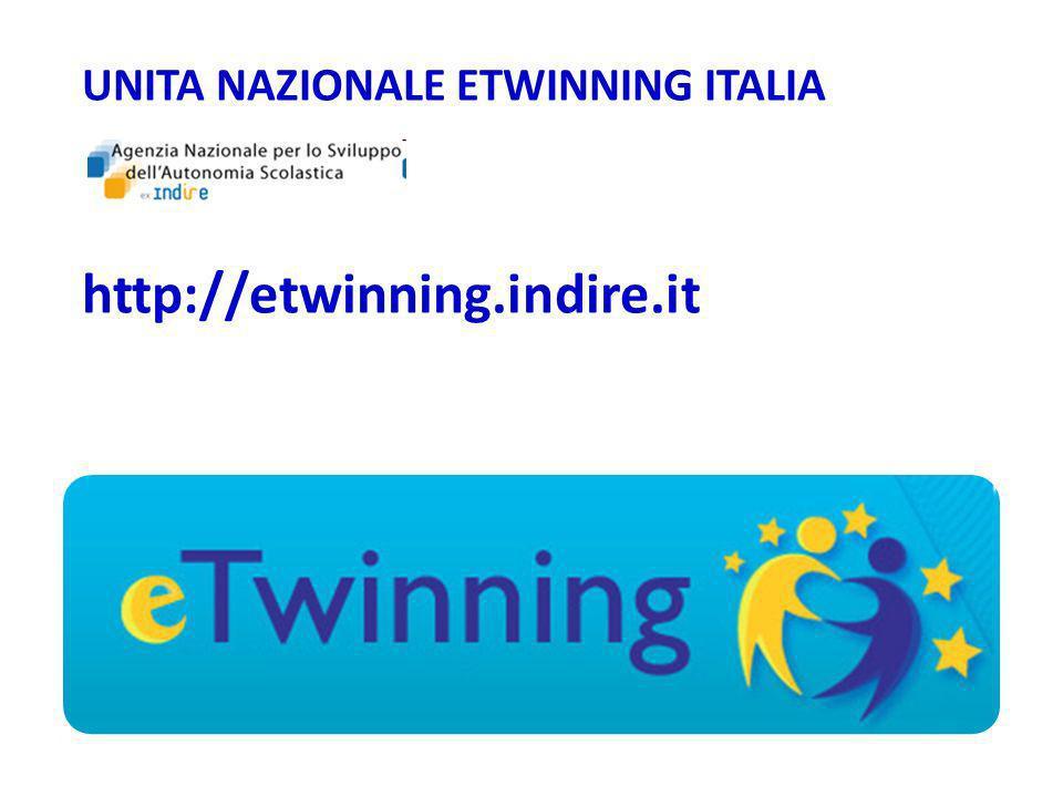 UNITA NAZIONALE ETWINNING ITALIA