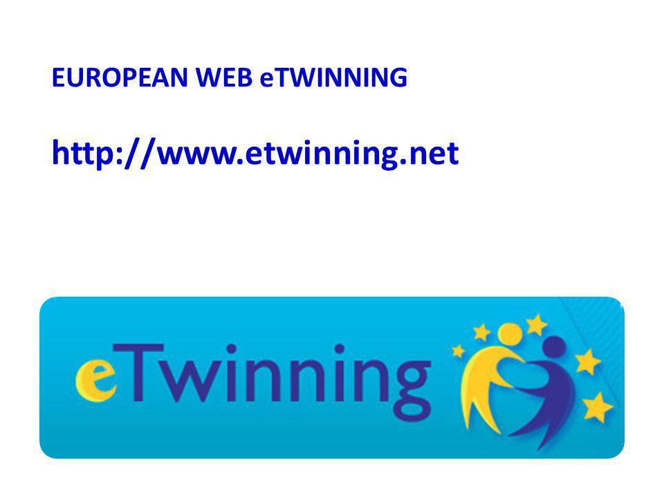 EUROPEAN WEB eTWINNING