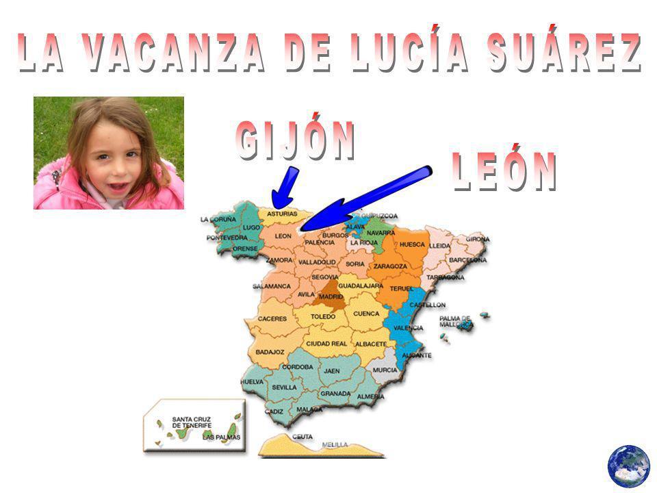 LA VACANZA DE LUCÍA SUÁREZ