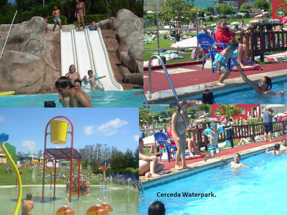 Cerceda Waterpark.