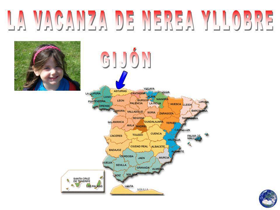 LA VACANZA DE NEREA YLLOBRE