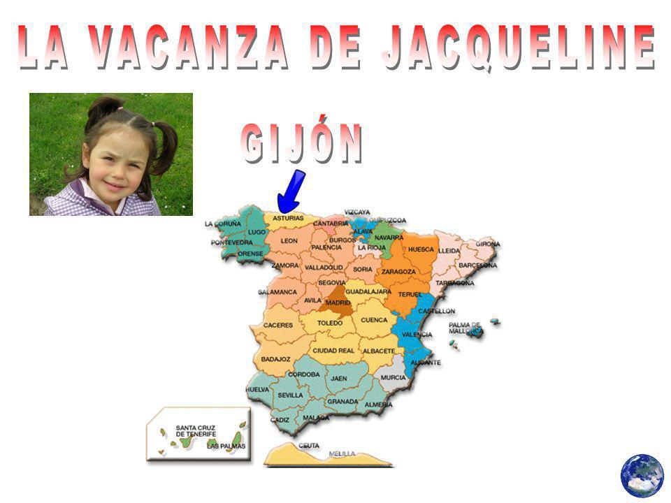 LA VACANZA DE JACQUELINE