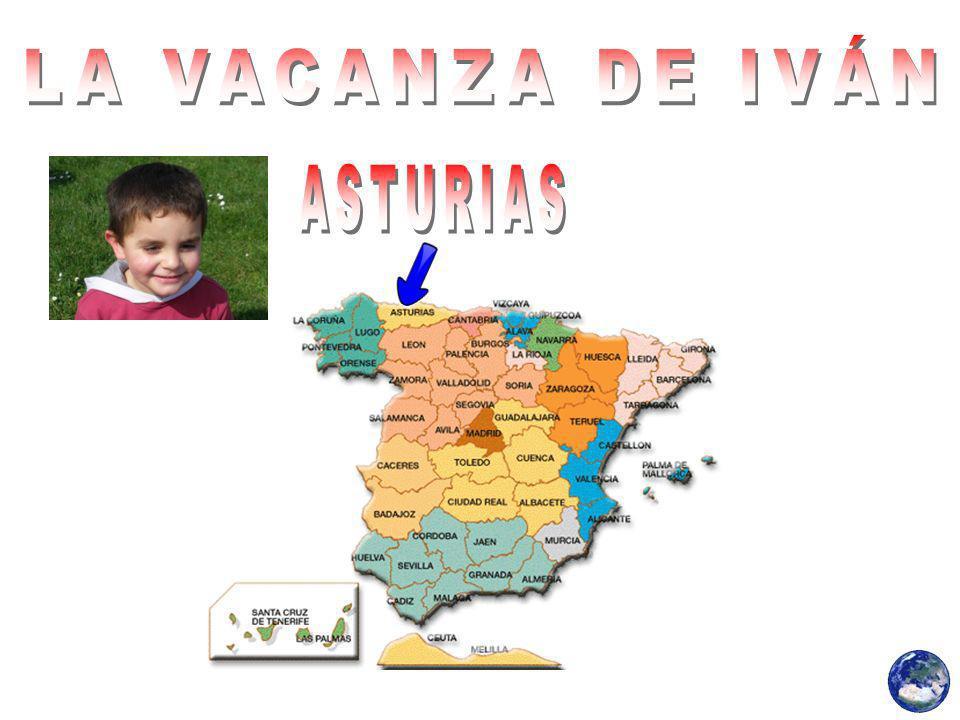LA VACANZA DE IVÁN ASTURIAS
