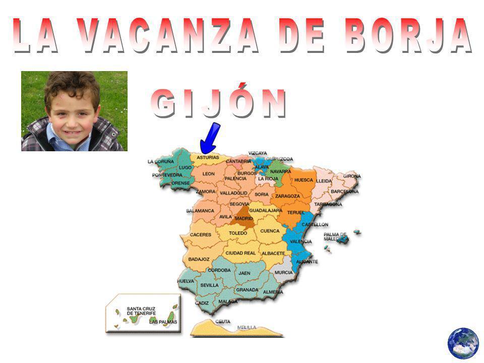 LA VACANZA DE BORJA GIJÓN