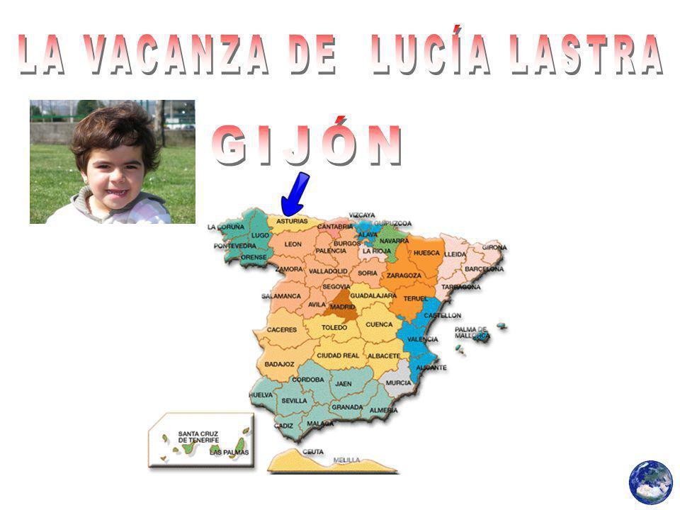 LA VACANZA DE LUCÍA LASTRA