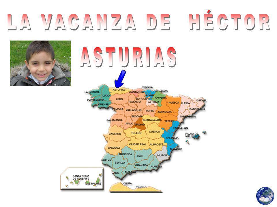 LA VACANZA DE HÉCTOR ASTURIAS