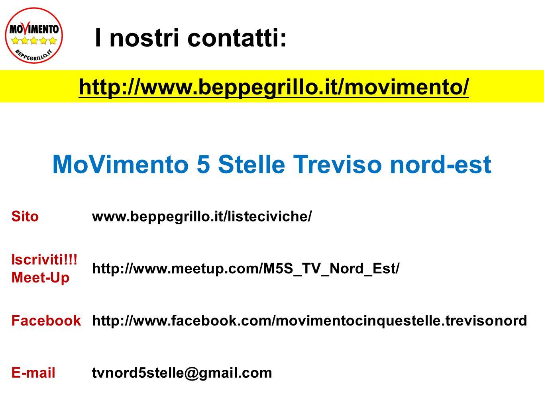 MoVimento 5 Stelle Treviso nord-est