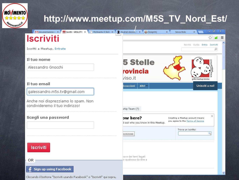 http://www.meetup.com/M5S_TV_Nord_Est/ /