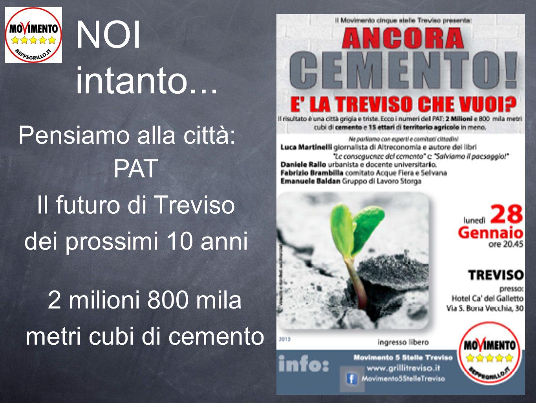 Il futuro di Treviso dei prossimi 10 anni