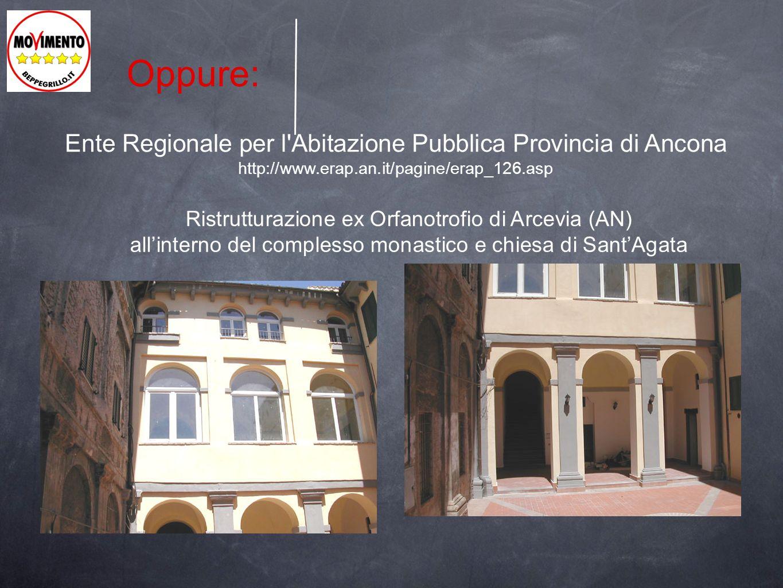 Ente Regionale per l Abitazione Pubblica Provincia di Ancona