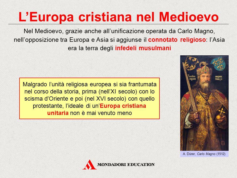 L'Europa cristiana nel Medioevo