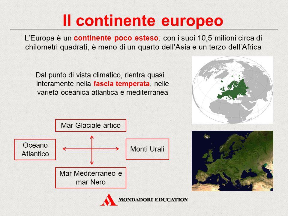 Mar Mediterraneo e mar Nero