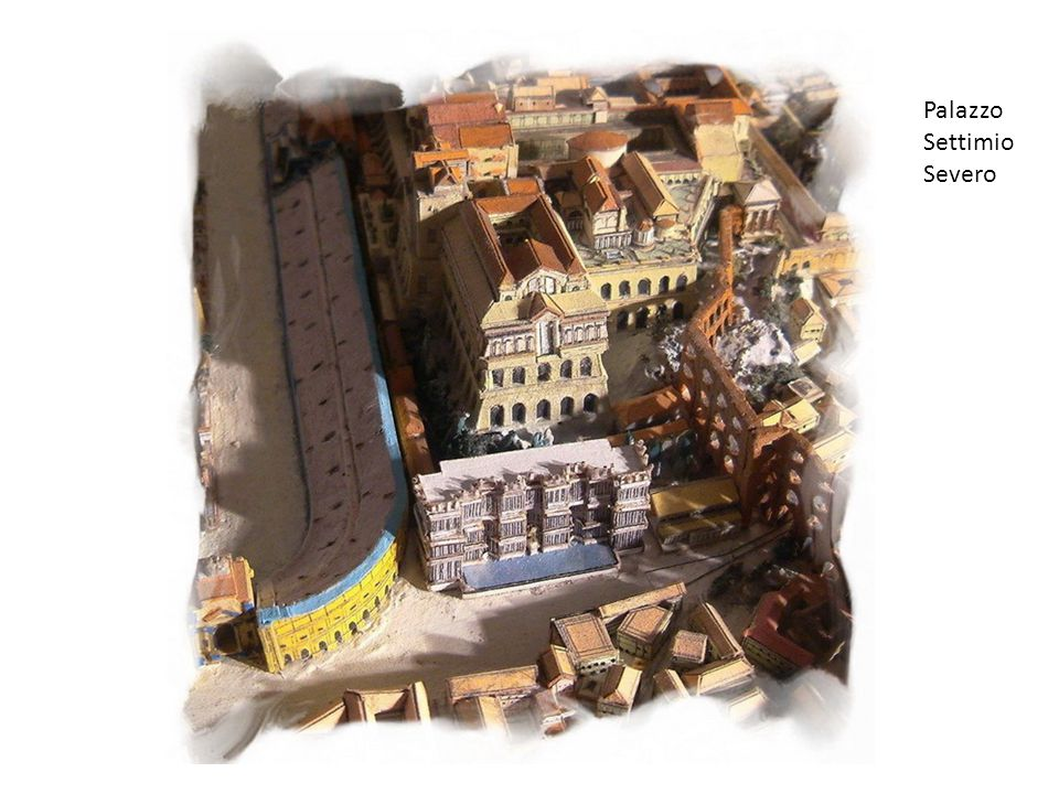 Palazzo Settimio Severo