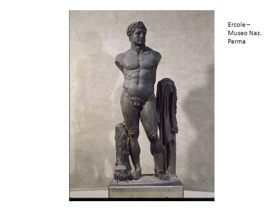 Ercole – Museo Naz. Parma