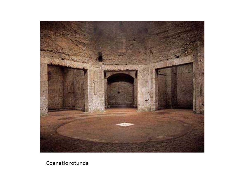 Coenatio rotunda