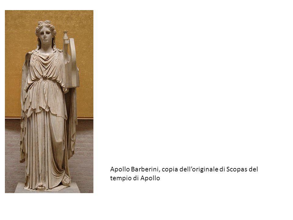 Apollo Barberini, copia dell'originale di Scopas del tempio di Apollo