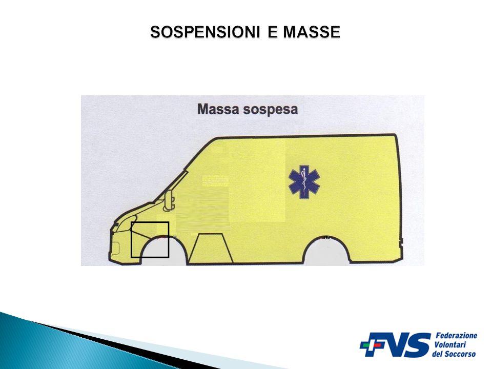 SOSPENSIONI E MASSE