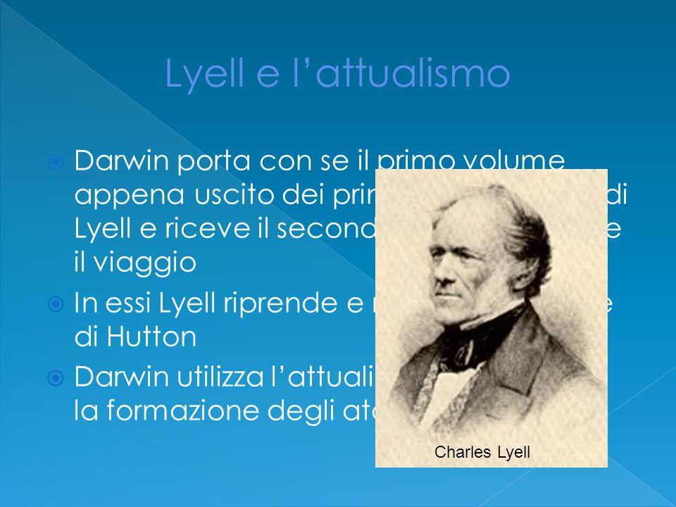 Lyell e l'attualismo