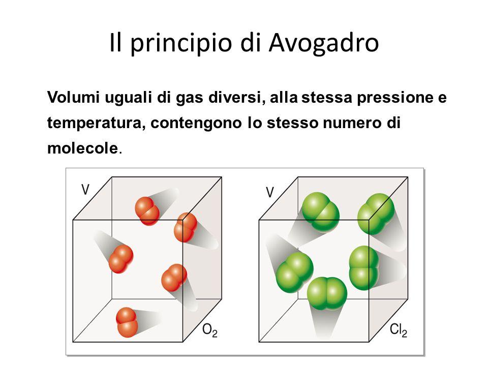 Leggi dei gas ppt scaricare - Volumi uguali di gas diversi ...