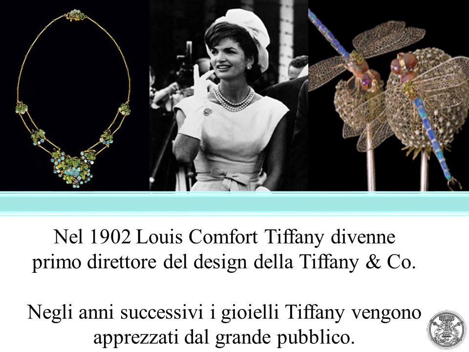 Nel 1902 Louis Comfort Tiffany divenne