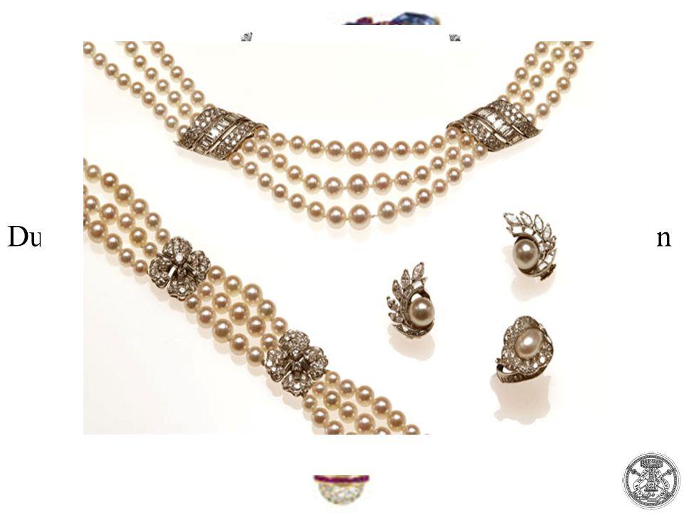 Durante il 1900 nasce a Parigi una maison che entra in competizione con la Tiffany & Co.
