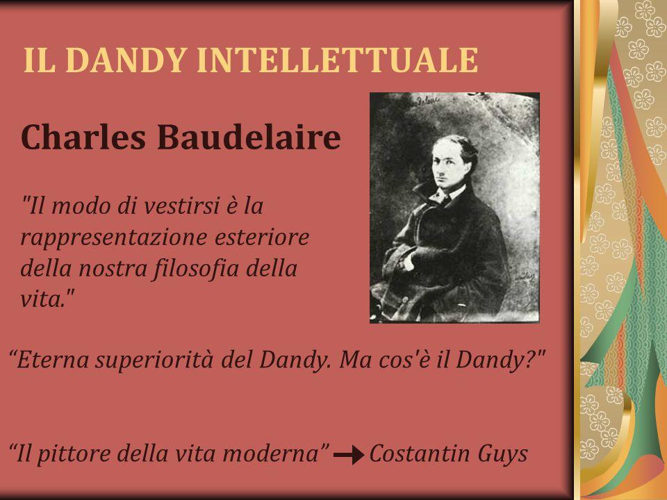 IL DANDY INTELLETTUALE