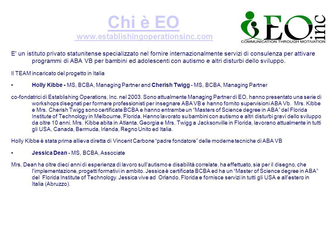 Chi è EO www.establishingoperationsinc.com