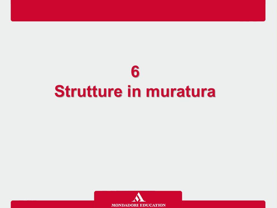 6 Strutture in muratura