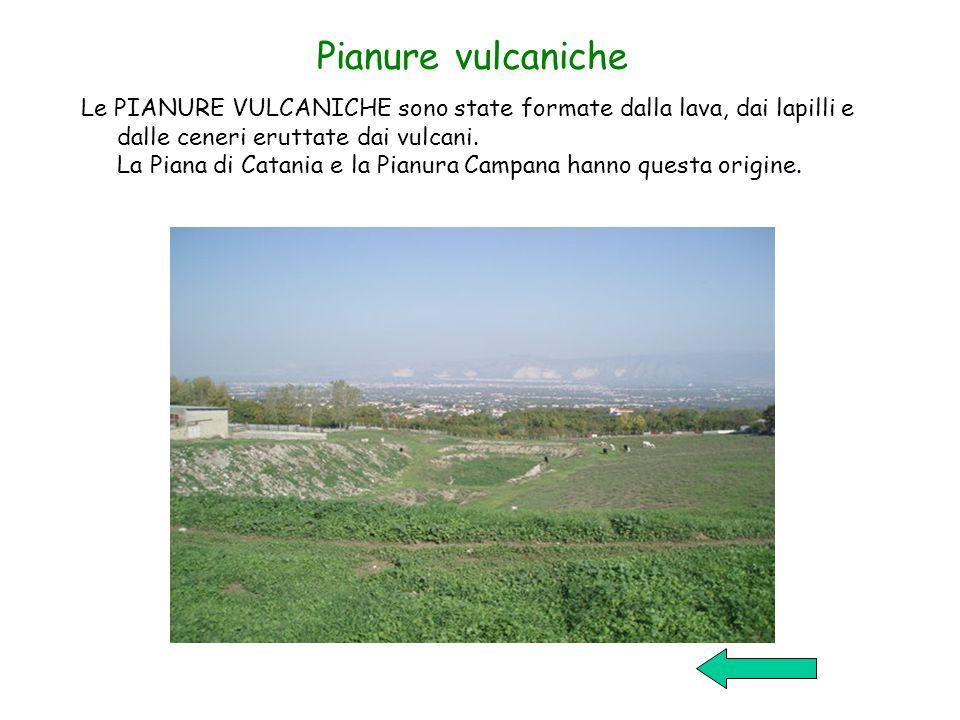 Pianure vulcaniche