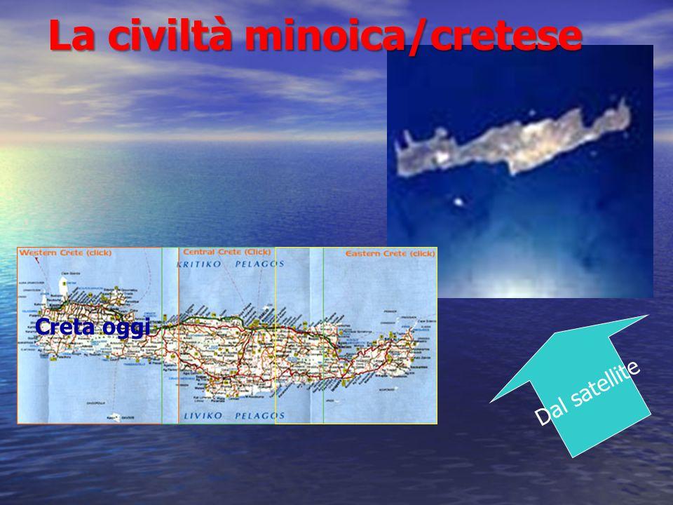 La civiltà minoica/cretese