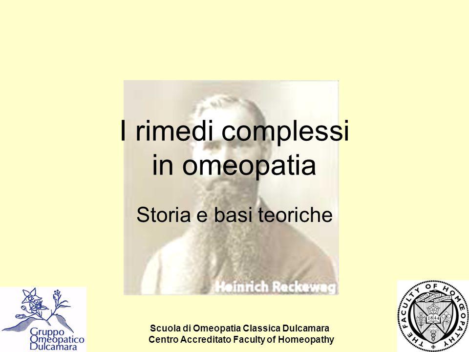 I rimedi complessi in omeopatia