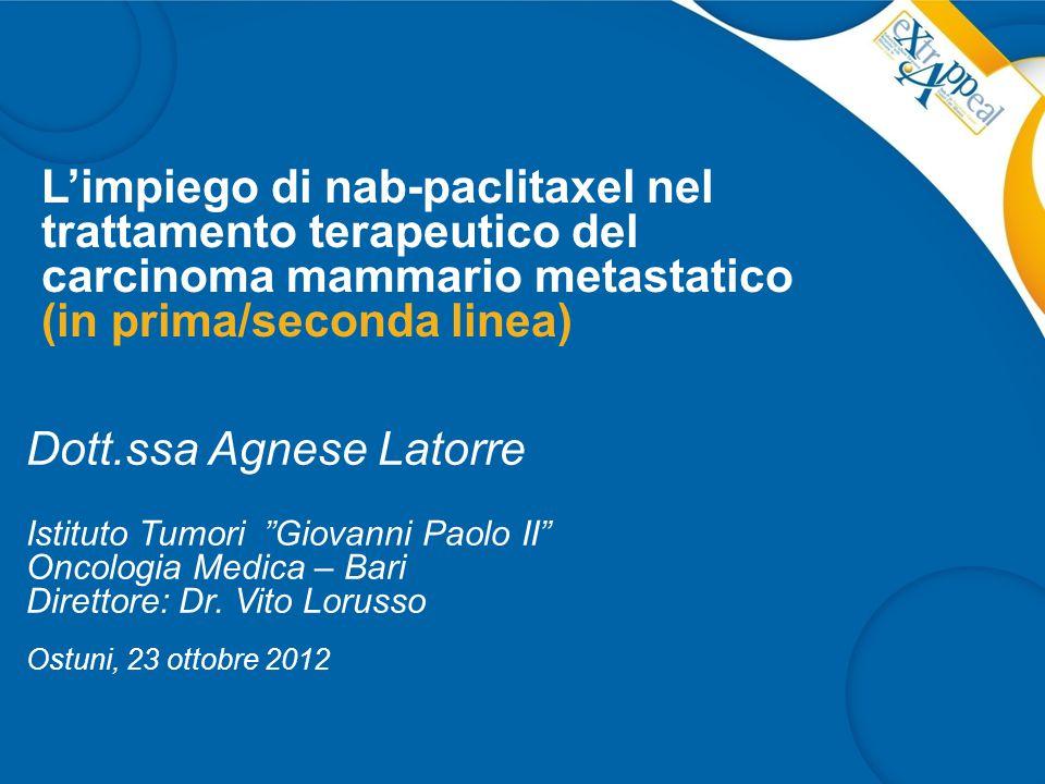 Dott.ssa Agnese Latorre