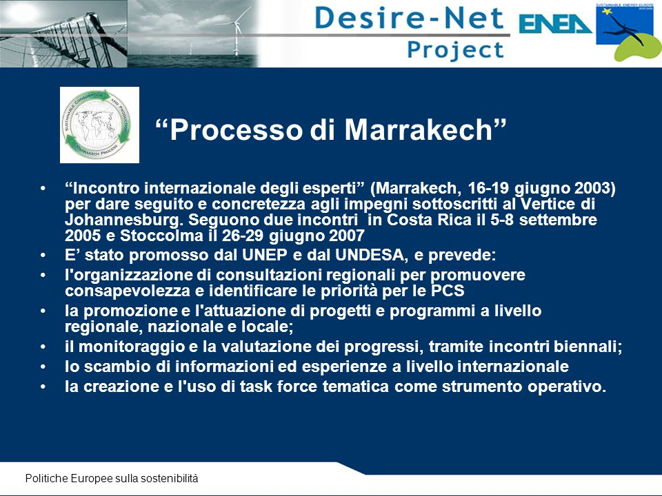 Processo di Marrakech