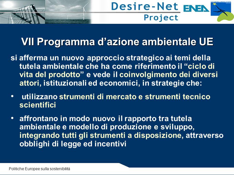 VII Programma d'azione ambientale UE