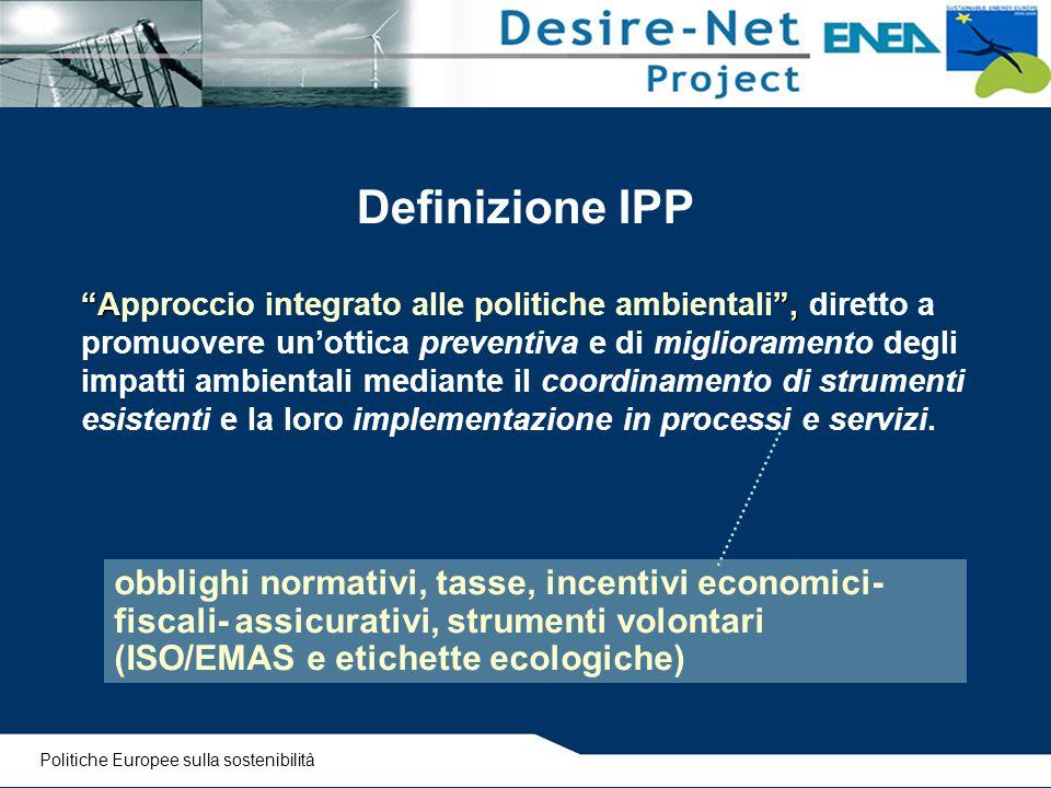 Definizione IPP