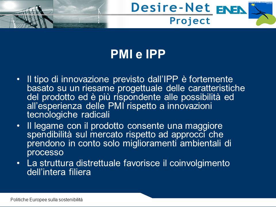 PMI e IPP