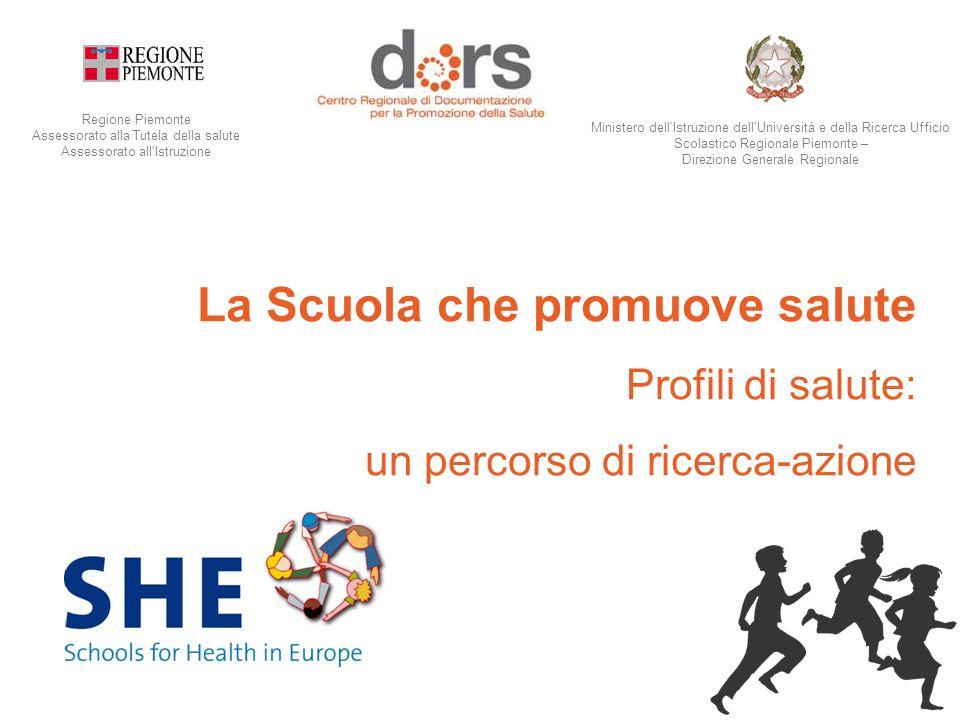 La Scuola che promuove salute