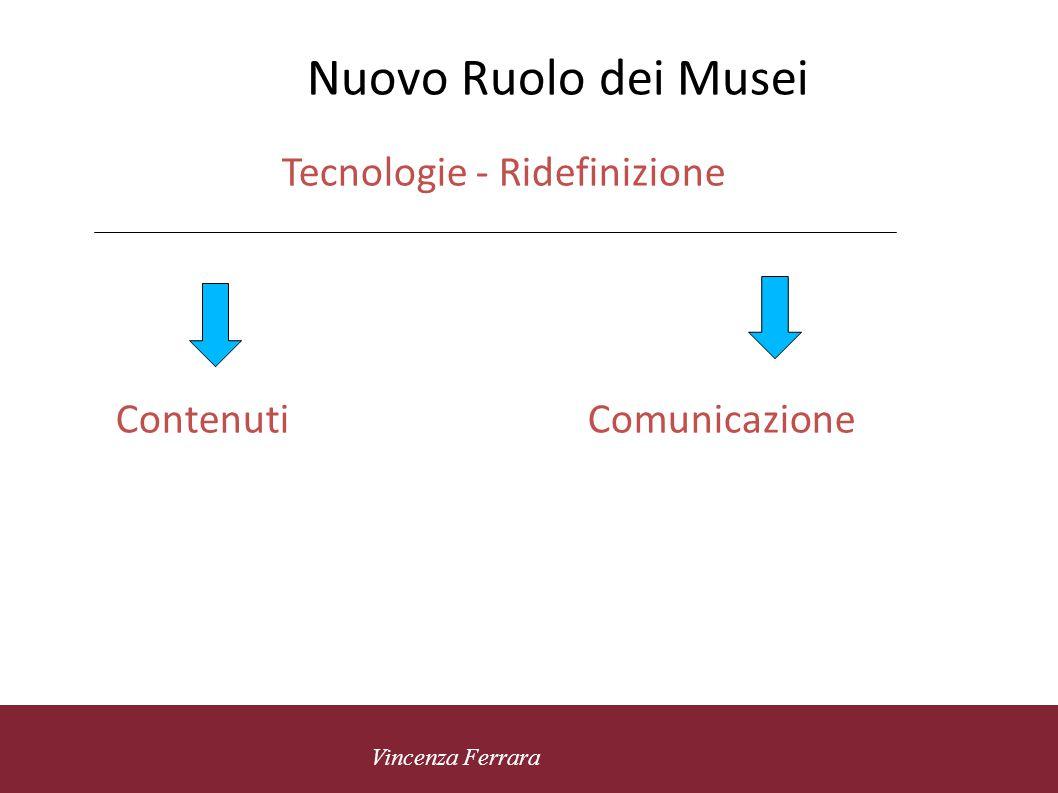 Tecnologie - Ridefinizione