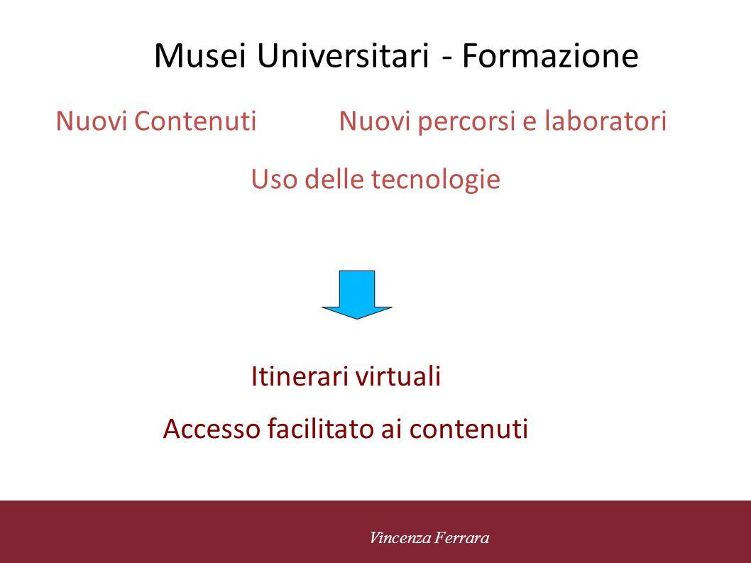 Musei Universitari - Formazione