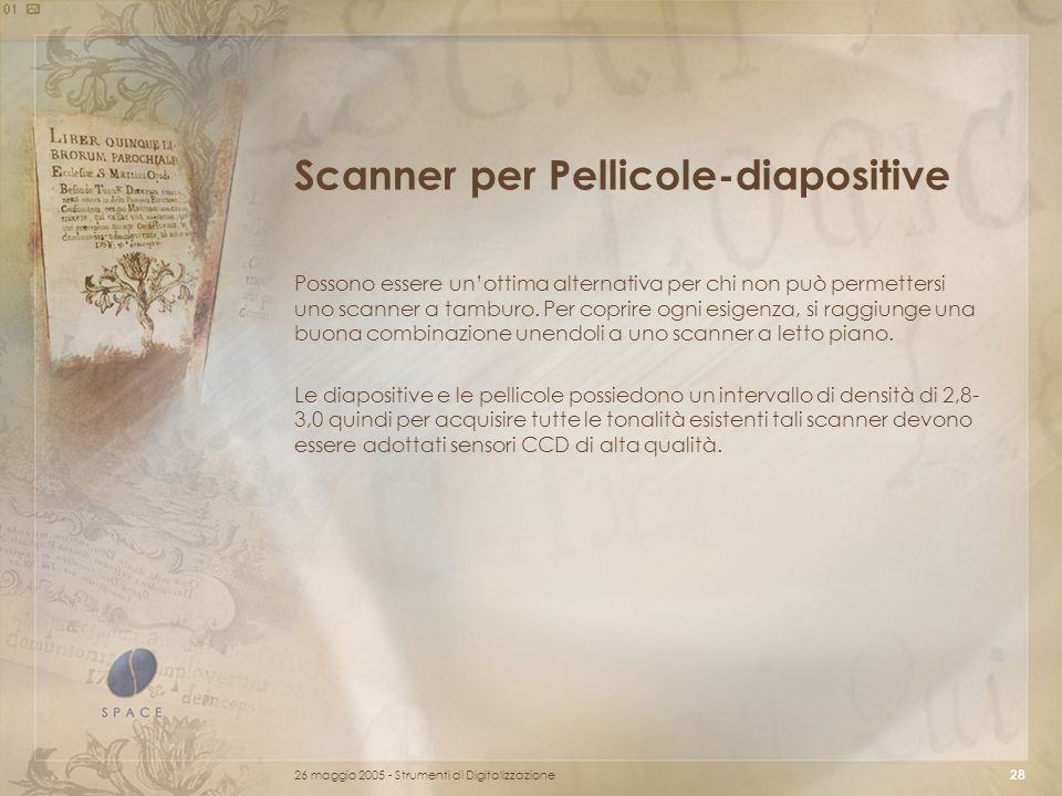 Scanner per Pellicole-diapositive