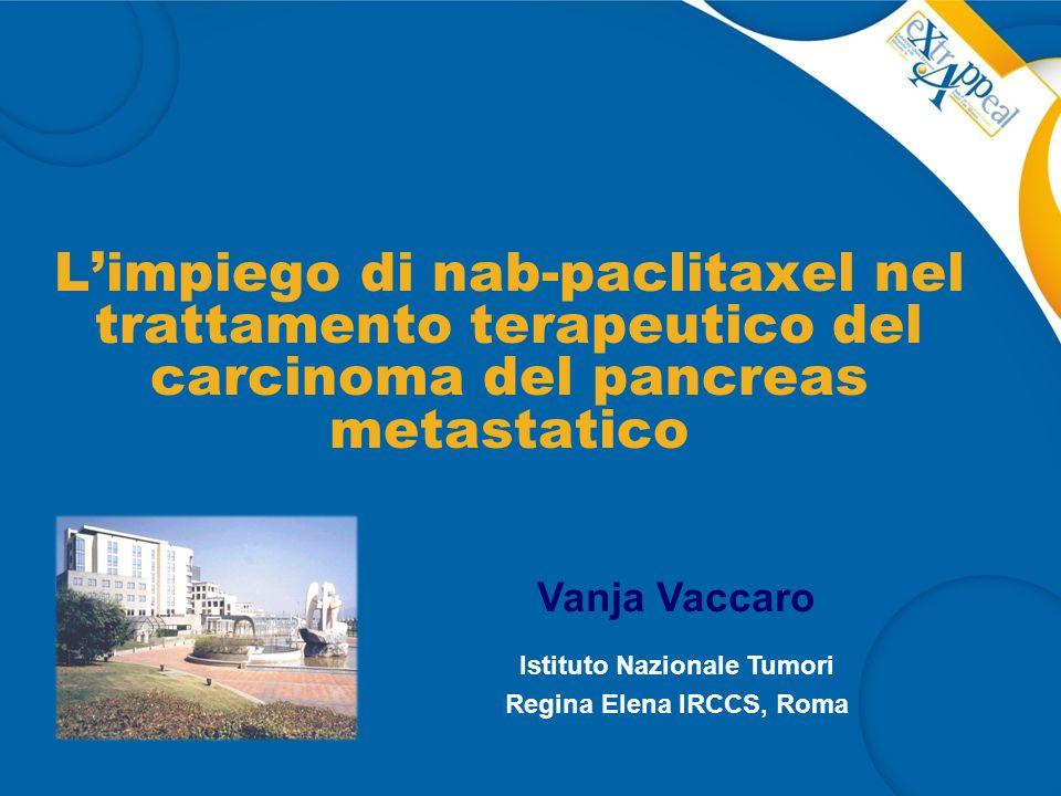 Istituto Nazionale Tumori Regina Elena IRCCS, Roma