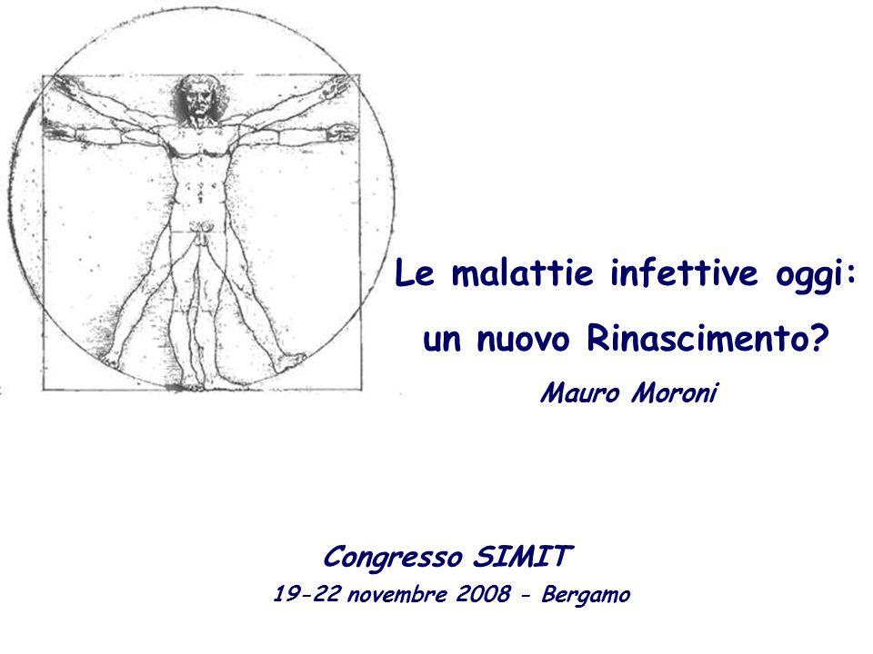 Congresso SIMIT 19-22 novembre 2008 - Bergamo