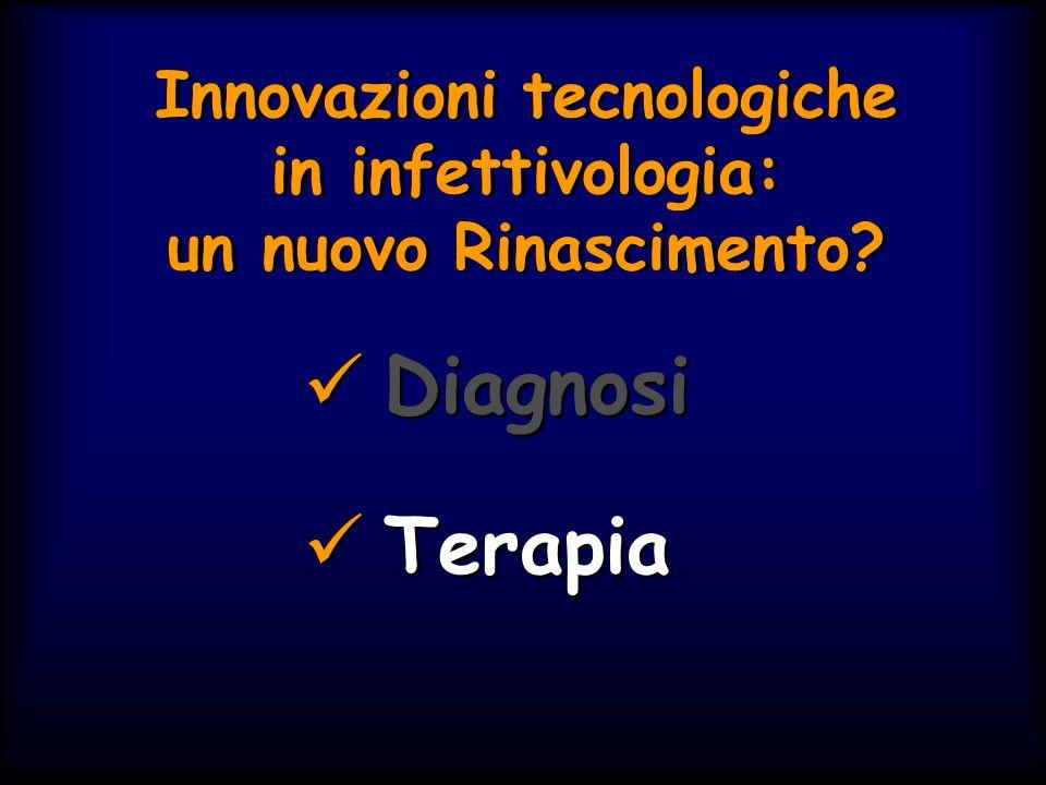 Innovazioni tecnologiche in infettivologia: un nuovo Rinascimento