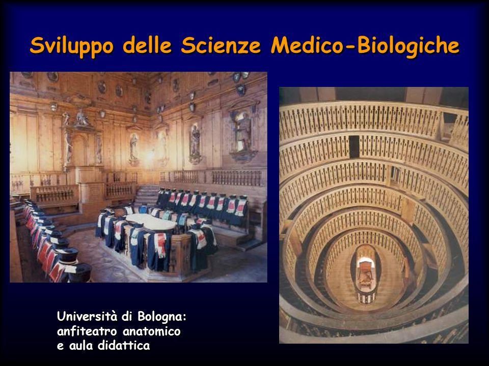Sviluppo delle Scienze Medico-Biologiche