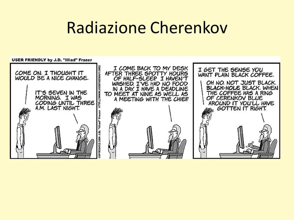 17/03/11 17/03/11 17/03/11 Radiazione Cherenkov 36 36